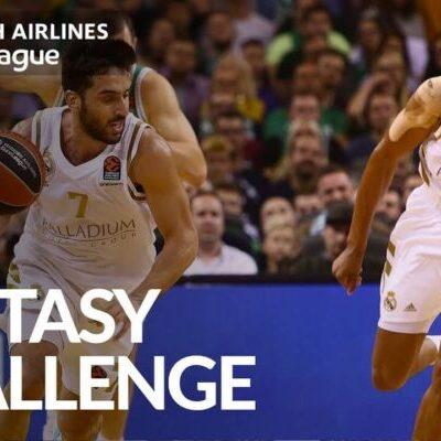 Euroleague Fantasy... 4ος Γύρος!