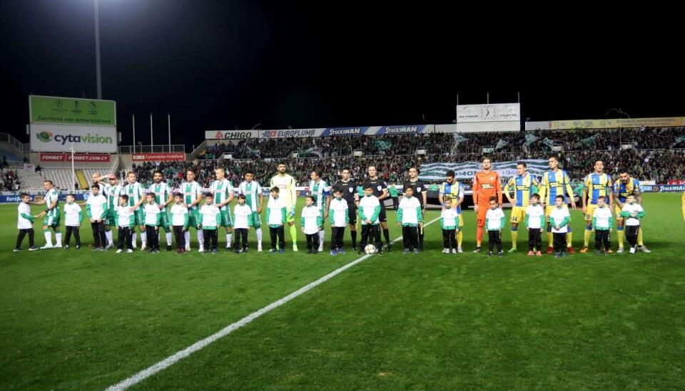 «Αιώνιοι» στην Κύπρο, γκολ στην Γερμανία
