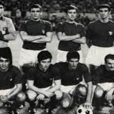 Διαβάστε για το Euro 1968. Διαβάστε για το Euro του 1968 στο οποίο η Εθνική ομάδα της Ιταλίας κατέκτησε την διοργάνωση για πρώτη φορά