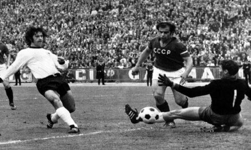 Διαβάστε για το Euro 1972. Διαβάστε για την πανίσχυρη ομάδα της Δυτικής Γερμανίας με Μίλερ και Μπεκενμπάουερ που κατέκτησε το πρώτο της Euro.