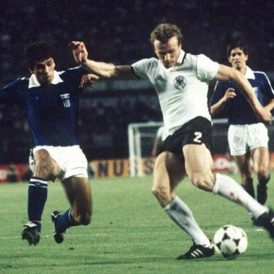 Διαβάστε για το Euro 1980. Διαβάστε για την κυριαρχία της Δυτικής Γερμανίας και για την πρώτη συμμετοχή της Ελλάδας σε τελική φάση Euro.