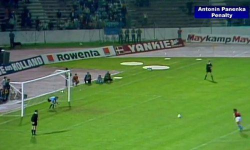 Διαβάστε για το Euro 1976. Διαβάστε για το πέναλτι του Αντονίν Πανένκα που έμεινε στην ιστορία και χάρισε ένα Euro στην Τσεχοσλοβακία.