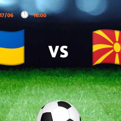 Ουκρανία - Βόρεια Μακεδονία