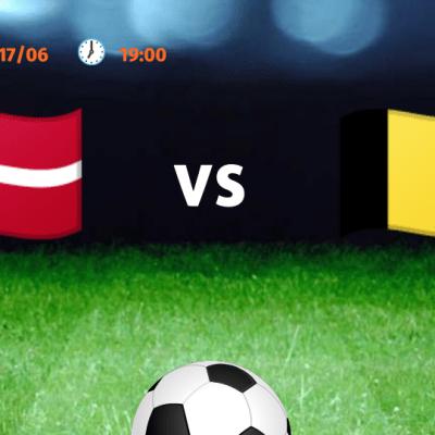 Δανία - Βέλγιο