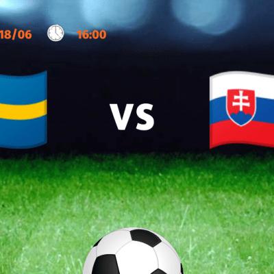 Σουηδία - Σλοβακία