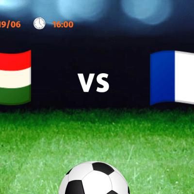 Ουγγαρία - Γαλλία