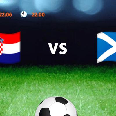 Κροατία - Σκωτία