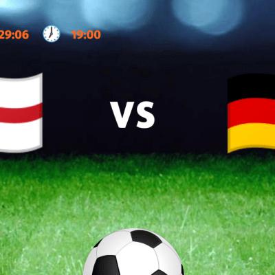 Αγγλία - Γερμανία