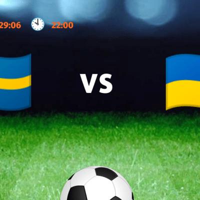 Σουηδία - Ουκρανία