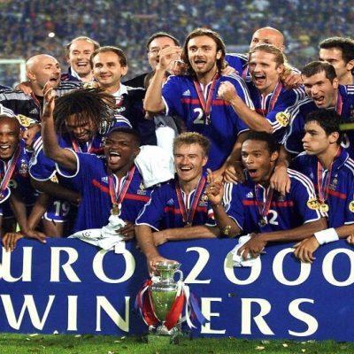 Διαβάστε για το Euro 2000. Διαβάστε για την μεγάλη ομάδα της Γαλλίας που κατέκτησε το Euro του 2000 με Ζιντάν και Ανρί στη σύνθεσή της.