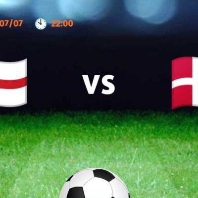 Αγγλία - Δανία