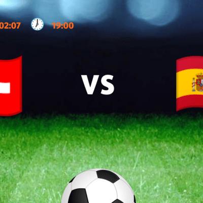 Ελβετία - Ισπανία