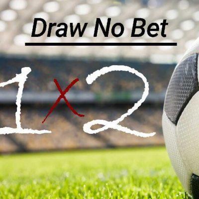 Draw no bet