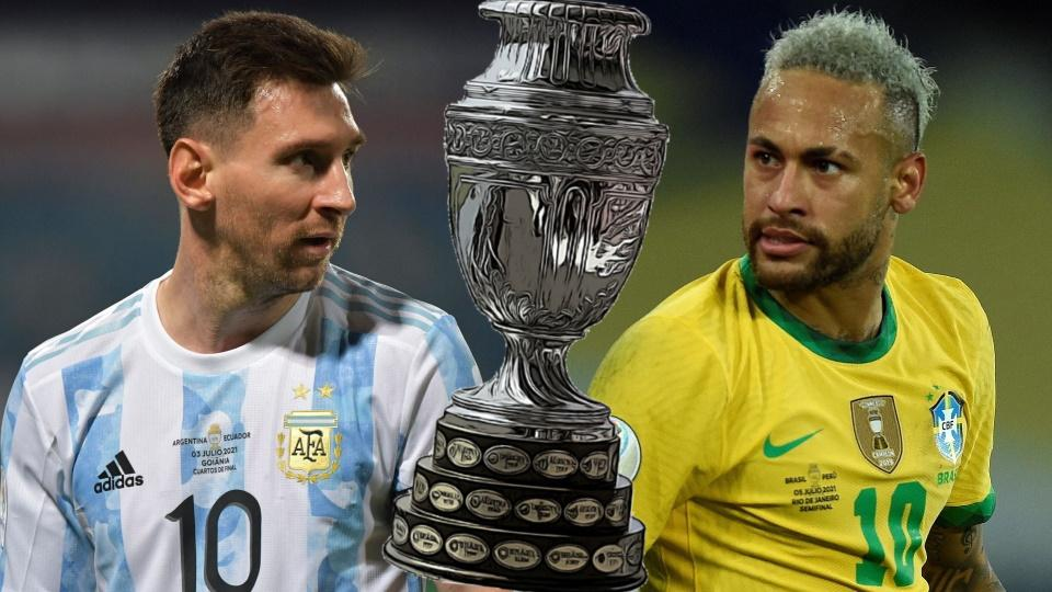 Αργεντινή – Βραζιλία από 2.55 ως… 7.00