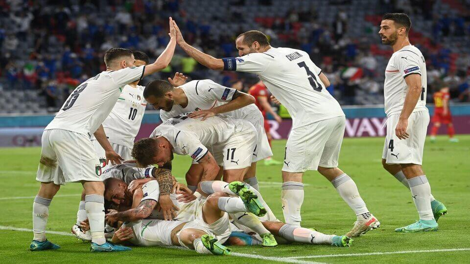 Euro και Copa America με σημεία και σκόρερ