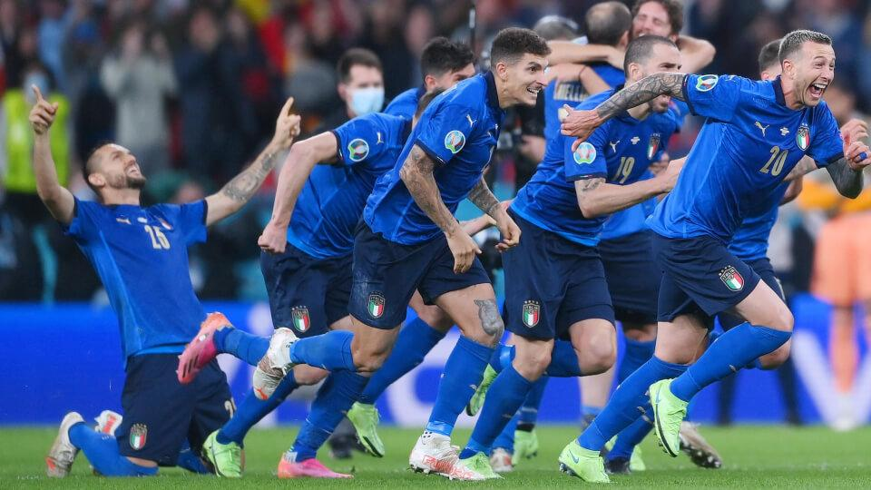Σερί ρεκόρ! 34 ματς αήττητοι οι Ιταλοί