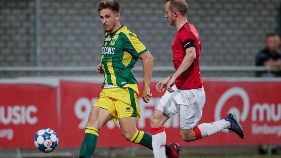 Επιλογές με αξία στην Eerste Divisie της Ολλανδίας