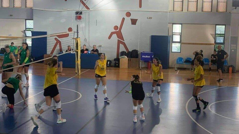 Volley League (Γ): Δυνατό πρωτάθλημα...