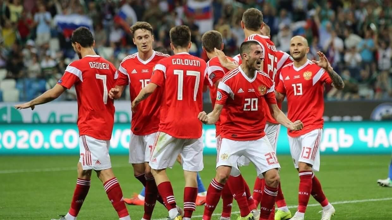 H Fonbet για την χορηγία της στην Εθνική ομάδα της Ρωσίας