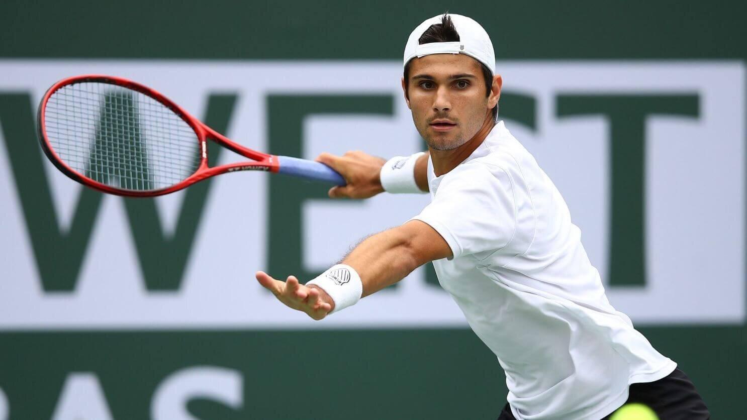 Προγνωστικά τένις με Indian Wells και δυάδα στο 3.34