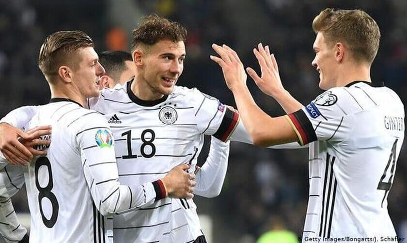 Εύκολες νίκες για Γερμανία και Τουρκία στο 2.50