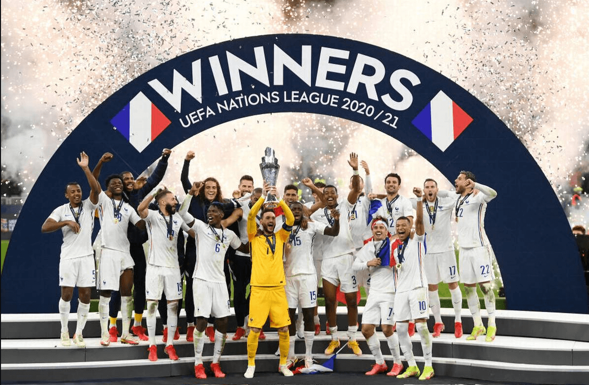Εθνική ομάδα της Γαλλίας